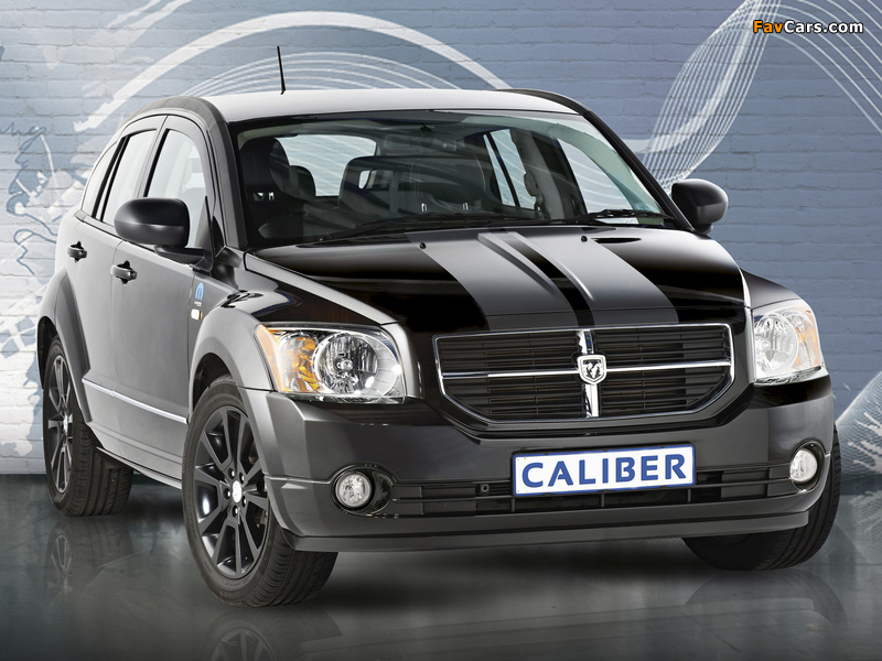 Dodge Caliber Mopar Edition 2011 pictures (800 x 600)