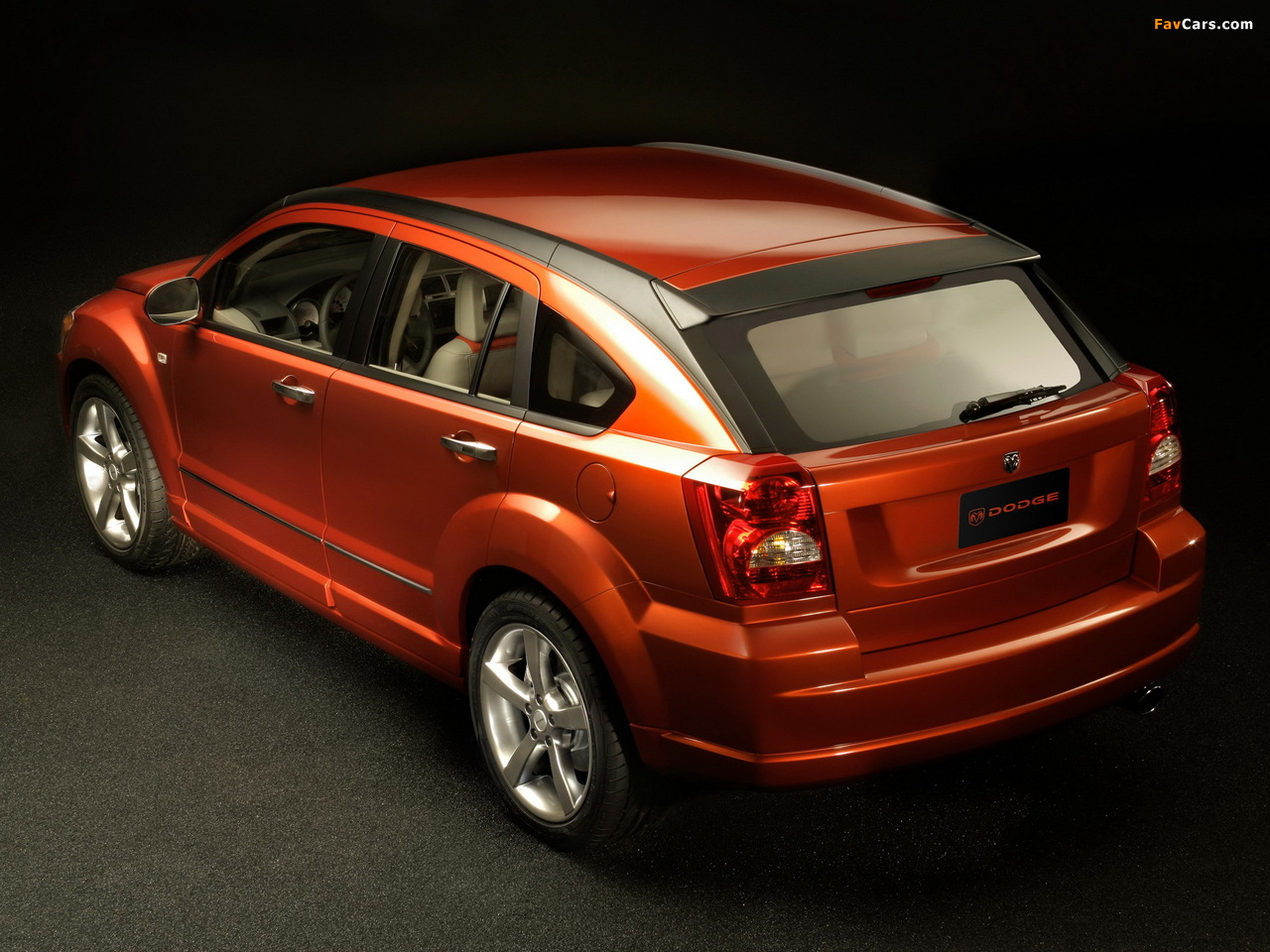 Images of Dodge Caliber Concept 2005 (1280 x 960)