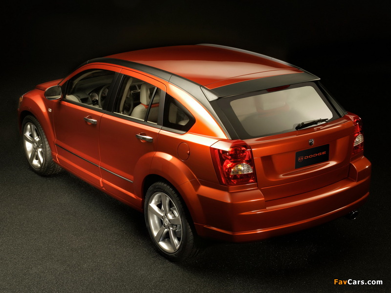 Images of Dodge Caliber Concept 2005 (800 x 600)