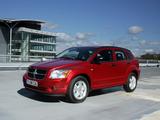 Images of Dodge Caliber UK-spec 2006–09