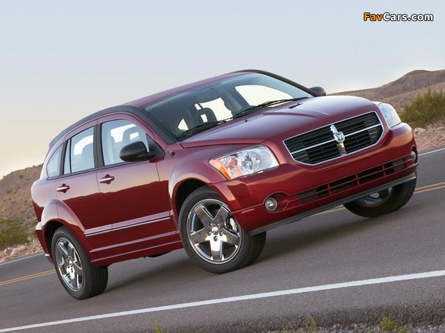 Images of Dodge Caliber 2006–09 (640 x 480)