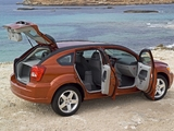 Photos of Dodge Caliber 2006–09