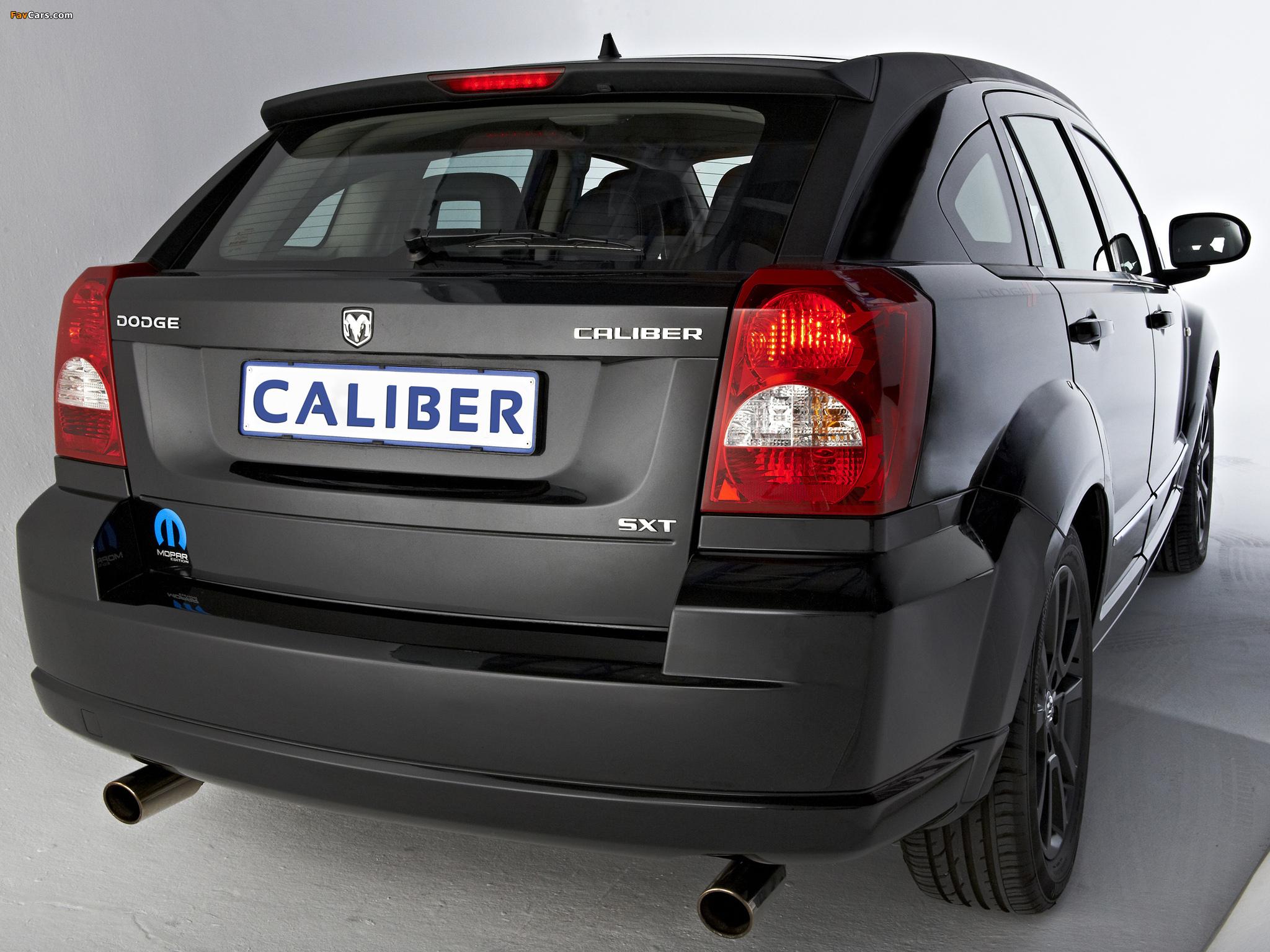 Photos of Dodge Caliber Mopar Edition 2011 (2048 x 1536)