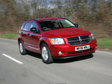 Pictures of Dodge Caliber UK-spec 2006–09