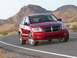 Pictures of Dodge Caliber 2006–09