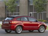 Pictures of Dodge Caliber SXT 2009–11