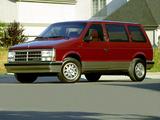 Dodge Caravan 1987–90 images