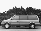 Dodge Grand Caravan 1991–95 wallpapers