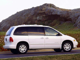 Dodge Caravan 1995–2000 photos