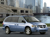 Dodge Grand Caravan 2004–07 wallpapers