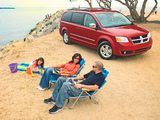 Dodge Grand Caravan 2007–10 images