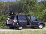 Dodge Grand Caravan Cargo Van 2007–10 pictures