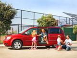 Dodge Grand Caravan 2007–10 pictures
