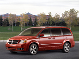 Dodge Grand Caravan 25th Anniversary 2009 wallpapers