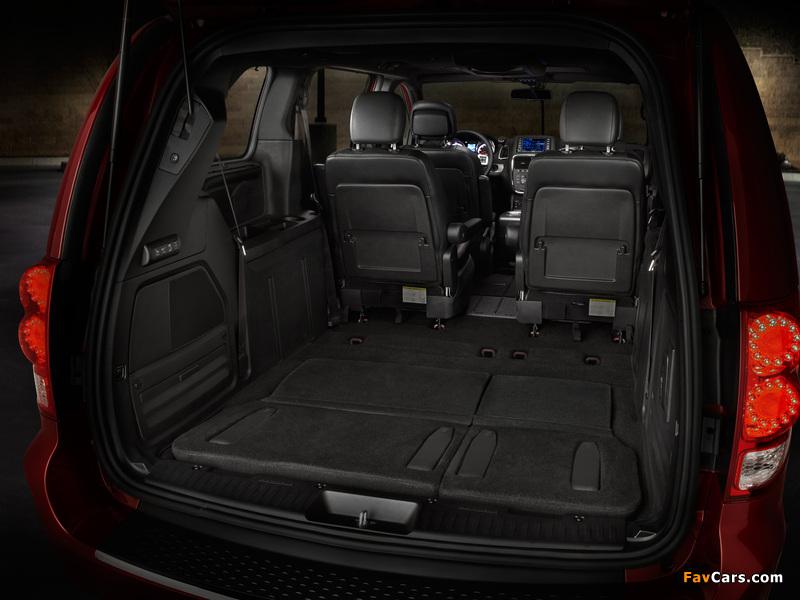 Dodge Grand Caravan R/T 2011 pictures (800 x 600)