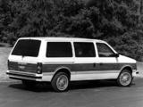 Images of Dodge Grand Caravan 1987–90