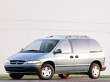 Images of Dodge Caravan 1995–2000