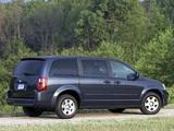 Images of Dodge Grand Caravan Cargo Van 2007–10