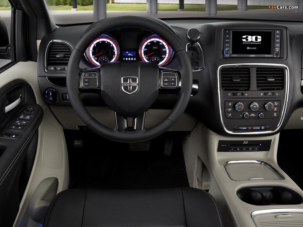 Images of Dodge Grand Caravan 30th Anniversary 2013 (1024 x 768)