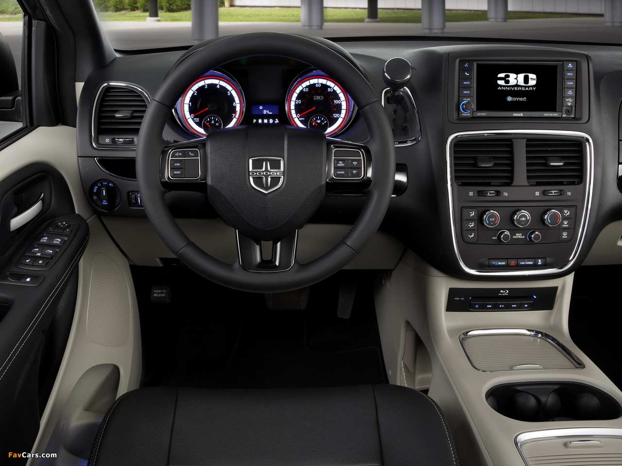Images of Dodge Grand Caravan 30th Anniversary 2013 (1280 x 960)