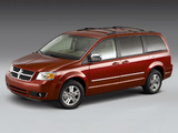 Photos of Dodge Grand Caravan 2007–10