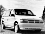 Pictures of Dodge Caravan 1991–95
