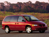 Pictures of Dodge Grand Caravan 1995–2000