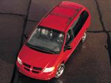 Pictures of Dodge Grand Caravan 2004–07