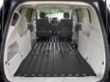Pictures of Dodge Grand Caravan Cargo Van 2007–10