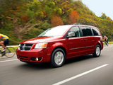 Pictures of Dodge Grand Caravan 2007–10