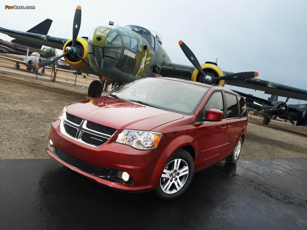 Pictures of Dodge Grand Caravan 2011 (1024 x 768)