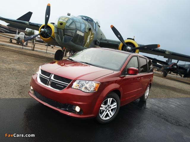 Pictures of Dodge Grand Caravan 2011 (640 x 480)