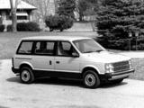 Dodge Caravan 1984–87 wallpapers