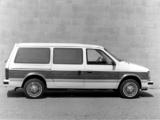 Dodge Grand Caravan 1987–90 wallpapers
