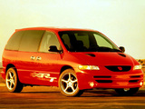 Dodge Caravan R/T Concept 1999 wallpapers