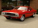 Dodge Challenger R/T (JS23) 1970 images