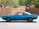 Dodge Challenger R/T SE 1970 images