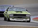 Dodge Challenger Trans-Am Race Car 1970 images