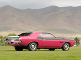 Dodge Challenger T/A 340 Six Pack 1970 photos