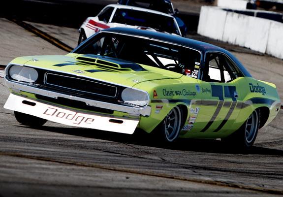 Dodge Challenger Trans Am Race Car 1970 Photos