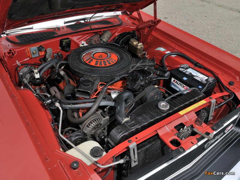 Dodge Challenger R/T (JS23) 1970 pictures (800 x 600)