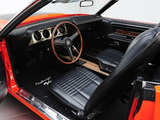 Dodge Challenger R/T 383 Magnum Convertible (JS27) 1970 pictures