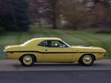 Dodge Challenger R/T 1970 wallpapers