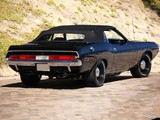 Dodge Challenger R/T 426 Hemi Convertible (JS27) 1970 wallpapers