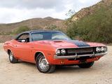 Dodge Challenger R/T (JS23) 1970 wallpapers