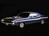 Dodge Challenger R/T 1970 wallpapers