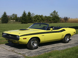Dodge Challenger Convertible 1971 images
