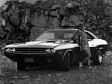 Dodge Challenger R/T 440 Six Pack (JS23) 1971 images