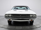 Dodge Challenger R/T 1971 wallpapers