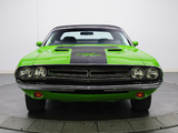 Dodge Challenger R/T 383 Magnum (JS23) 1971 wallpapers